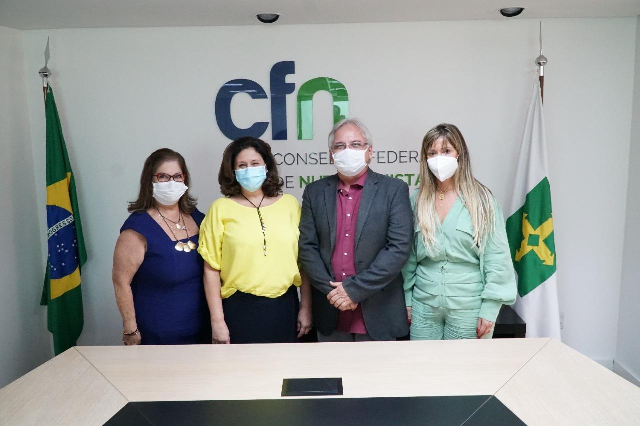 CRN-10 representado na Diretoria do Conselho Federal